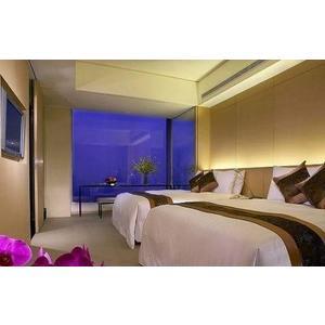 清新溫泉渡假飯店 清新雙人房住宿券
