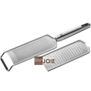 ::bonJOIE:: 德國雙人牌 不鏽鋼 粗細兩用刨刀 ( 粗磨 細磨 刨刀 不銹鋼 刨絲器 刨絲刀 研磨器 雙人牌