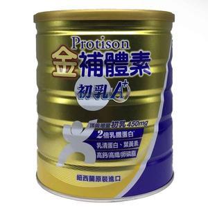 金補體素 初乳A+ 780g/瓶★愛康介護★