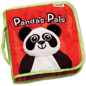 LAMAZE拉梅茲-貓熊的好夥伴(布書) ◎認識動物園的動物◎絕版品售完為止