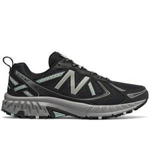 New Balance 女鞋 慢跑 越野 寬楦 耐磨 黑【運動世界】WT410CO5
