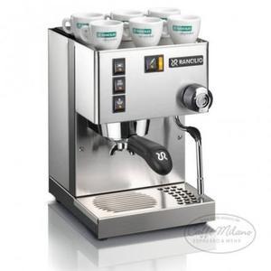 新版 RANCILIO Silvia 義大利進口 半自動義式咖啡機 公司貨 保固一年