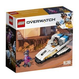 樂高LEGO Overwatch 鬥陣特攻 閃光 vs 奪命女 75970 TOYeGO 玩具e哥