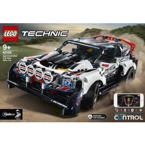 樂高LEGO TECHNIC APP控制 頂級齒輪拉力賽車 42109 TOYeGO 玩具e哥