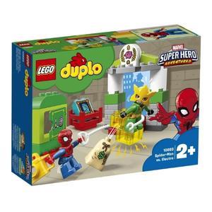 樂高LEGO DUPLO 蜘蛛人 vs. 電光人 10893 TOYeGO 玩具e哥