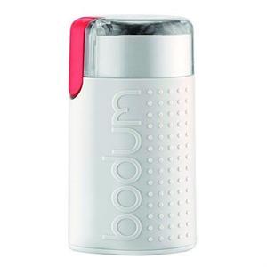 【日本代購】Bodum Bistro 咖啡磨豆機11160, White