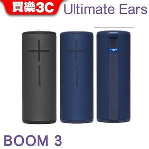 Logitech Ultimate Ears BOOM 3 藍芽喇叭,分期0利率,UE BOOM 3 代理商公司貨