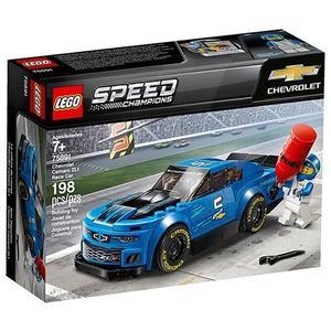 樂高積木 LEGO《 LT75891 》SPEED CHAMPIONS 系列 - Chevrolet Camaro ZL1 Race Car╭★ JOYBUS玩具百貨