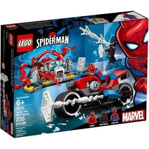 樂高LEGO SUPER HEROS  蜘蛛人自行車救援 76113 TOYeGO 玩具e哥