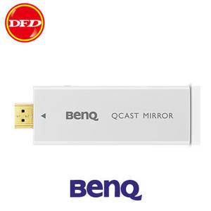 BENQ 明基 QCast Mirror 無線顯示接收器 1080p HDMI 連接埠 公司貨