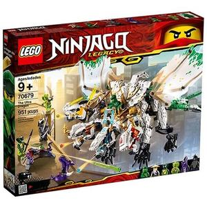 樂高積木 LEGO《 LT70679 》 NINJAGO 旋風忍者系列 - 超級巨龍╭★ JOYBUS玩具百貨