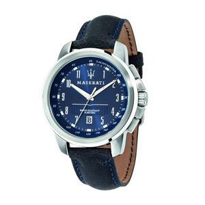 【Maserati 瑪莎拉蒂】/簡約鋼帶錶(男錶 女錶 手錶 Watch)/R8851121003/台灣總代理原廠公司貨兩年保固