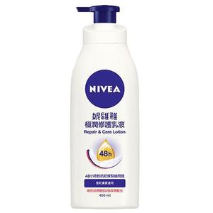 NIVEA 妮維雅 極潤修護乳液 400ml