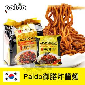 韓國炸醬 八道 Paldo 御膳炸醬麵 (單包) 200g (購潮8)