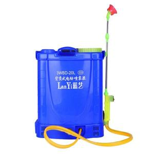 噴霧器農用電動鋰電池背負式智慧自動充電打藥機果樹高壓農藥桶壺WD   電購3C