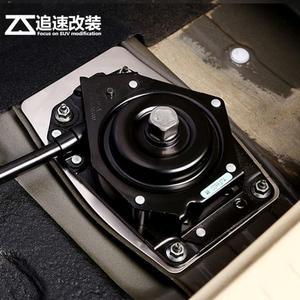 胎壓監測器 專用于15款漢蘭達備胎防盜器豐田2019新漢蘭達改裝輪胎防盜罩裝置 克萊爾