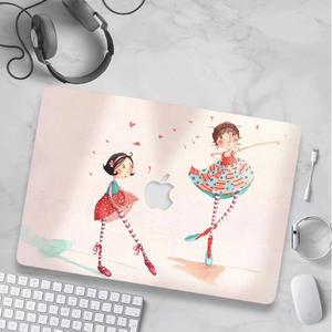 macbook 保護殼 筆電殼 12寸 air外殼 13 pro15 超薄 創意 蘋果筆記本 電腦套 保護套  e起購