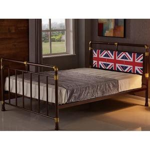 床架 床台 鐵床 SB-020-3 賈斯汀5尺工業水管雙人床 (不含床墊) 【大眾家居舘】