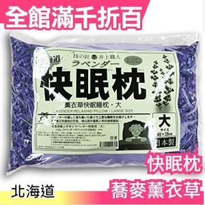 【技の匠】日本 北海道職人手作 蕎麥薰衣草快眠枕 size 40×28cm【小福部屋】