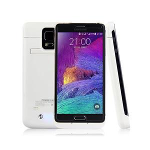 note5 三星Galaxy Note4背夾電池充電寶超薄無線行動電源便捷手機殼套