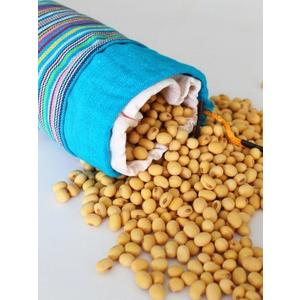 黃豆枕頸椎枕頭單人成人大豆枕頭蕎麥黃豆枕頭成人大豆脊椎頸椎枕 沸點奇跡