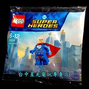 【LEGO 樂高 可刷卡】☆ 30614 DC 超級英雄系列 雷克斯 Lex Luthor ☆全新品【台中星光電玩】