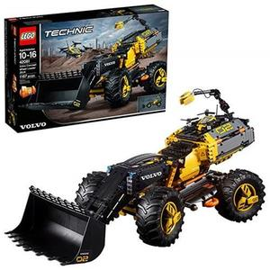 LEGO 樂高 Technic Volvo Concept Wheel Loader ZEUX 42081 Building Kit (1167 Piece)