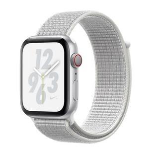 Apple Watch Nike+(GPS+行動網路)  銀鋁/雪峰白錶環 44mm /6期零利率