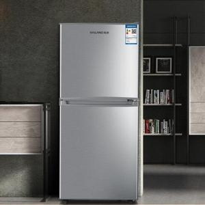 小冰箱小型雙門家用冷藏冷凍宿舍用節能靜音電冰箱 zm1305【每日三C】