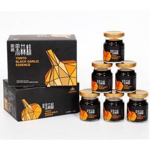 《一打就通》神蒜小黑-黑蒜精 65mlx6罐◤送禮/自用都適合-養生聖品◢