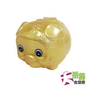 【台灣製】金豬 3 號/豬公撲滿 [21P0] - 大番薯批發網