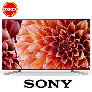 SONY KD-55X9000F 液晶電視 55吋 4K 直下式 55X9000 限時送索尼保暖毯+送北縣市壁掛安裝+副廠遙控器