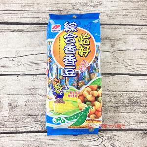 統記_恰好綜合香香豆300g【0218零食團購】4714431051765