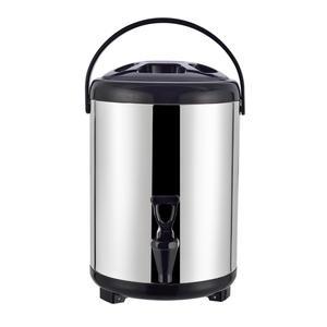 奶茶桶 加熱14L12L電開水桶商用燒水18L咖啡桶茶水桶保溫星隕閣
