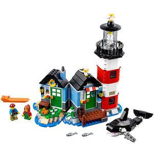 樂高積木LEGO 3合1創作系列 31051 燈塔小屋