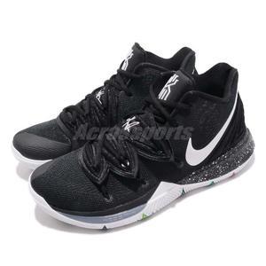 Nike Kyrie 5 EP Black Magic 黑 白 彩色 籃球鞋 Irving 5代 男鞋 運動鞋【PUMP306】 AO2919-901
