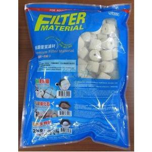 [ 台中水族] ISTA-伊士達--頂級培菌奈米陶瓷環-大顆-10kg   特價  量販價