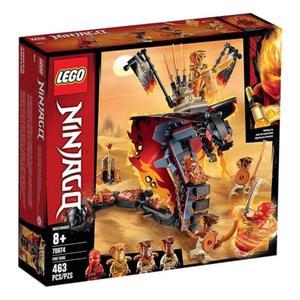 樂高積木 LEGO《 LT70674 》 NINJAGO 旋風忍者系列 - 火焰牙╭★ JOYBUS玩具百貨