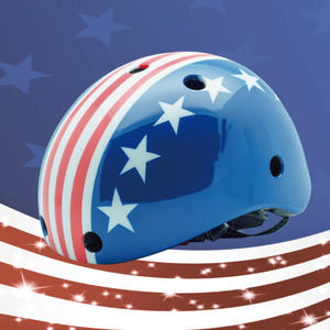 英國 YIIBOZ 兒童安全帽/兒童運動頭盔 美國風