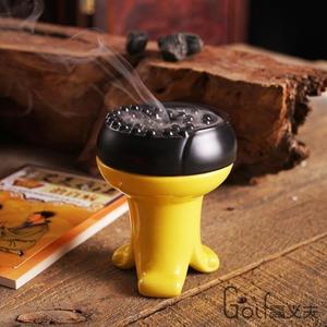 艾灸盒陶瓷艾灸器具溫灸器罐艾灸儀器艾灸罐按摩穴位隨身灸刮痧杯-享家生活館