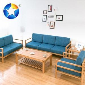 定做45D高密度海綿沙發墊坐墊紅木實木春秋座椅墊子加厚加硬亞麻【米拉生活館】