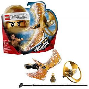 LEGO 樂高 NINJAGO Golden Dragon Master 70644 Building Kit (92 Piece)