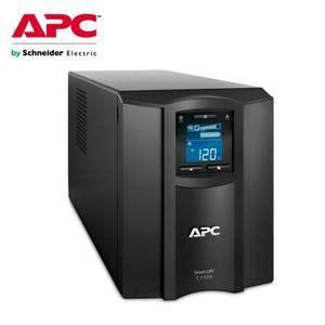 【綠蔭-免運】APC SMC1500TW 120V 在線互動式UPS