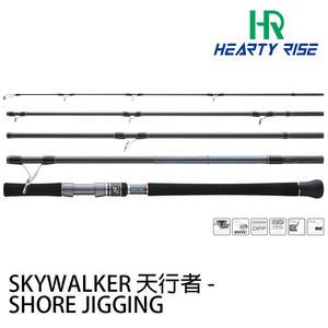 漁拓釣具 HR SKY WALKER SJ SWSJ-965HH (岸拋鐵板旅竿)