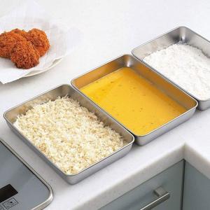 日本Arnest多功能不鏽鋼保鮮盒附單網-油炸盤 焗烤盤 滴水網 冷凍盒 瀝油 瀝水 日本製