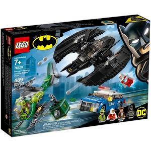 樂高積木 LEGO《 LT76120 》SUPER HEROES 超級英雄系列 - Batman™ Batwing and The Riddler™ Heist