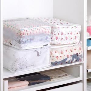 [超豐國際]棉被收納袋搬家裝被子衣服的大袋子防潮打包袋行李袋整理袋