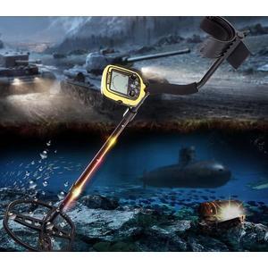 金屬探測器 地下探寶器高精度尋寶器考古探金器脈沖地下金屬探測儀 非凡小鋪 JD