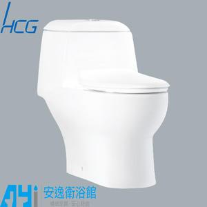和成 HCG 麗佳多系列 馬桶 C899 GMUT 單體馬桶 兩段沖水 可調式水路管 白色 安逸衛浴館