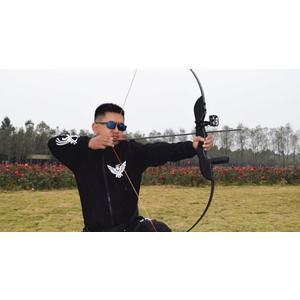 弓箭直拉弓反曲弓入分體狩獵比賽射擊【藍星居家】